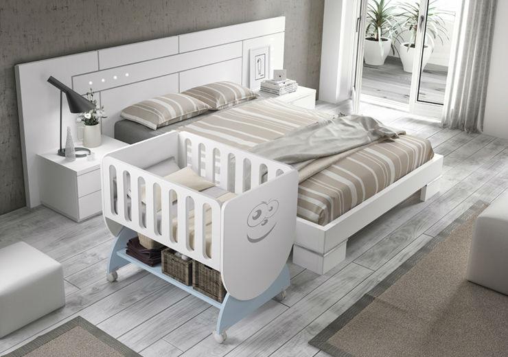 Infantil Azul y Blanco