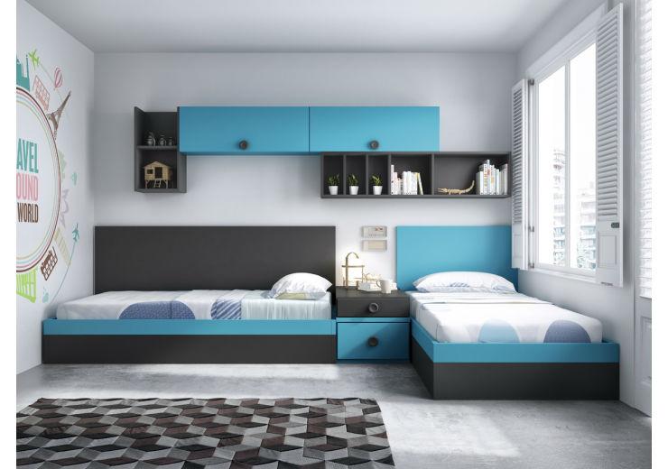 Muebles almeria habitaciones de ni a casa dise o - Muebles anticrisis almeria ...