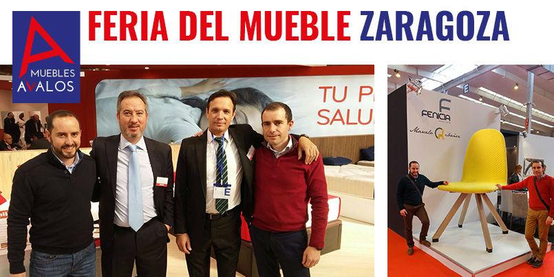 Feria del mueble de zaragoza muebles avalos for Feria de muebles