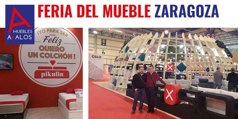 Feria del mueble de zaragoza muebles avalos for Feria del mueble zaragoza