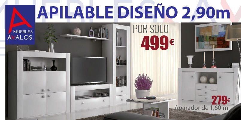 Muebles De Salon Almeria.Muebles De Salon Muebles Avalos Almeria