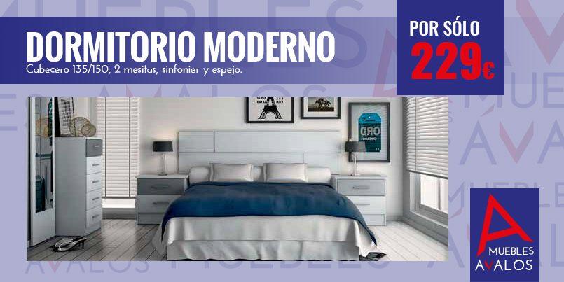 Dormitorio De Matrimonio Econ Mico 229 Almer A Muebles