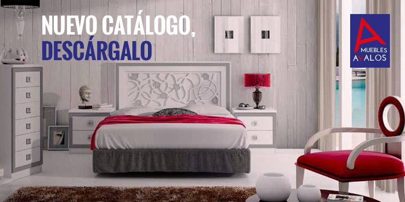 Nuevo catálogo de muebles, Almería, Muebles Ávalos