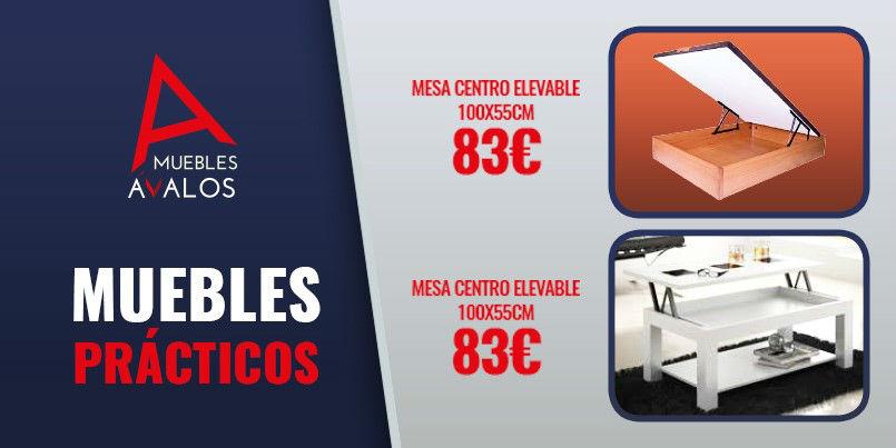 Tienda de muebles - Muebles Avalos