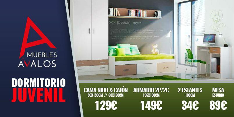 Dormitorios juveniles personalizados dormitorios abrucena - Dormitorios juveniles almeria ...