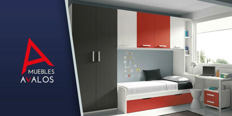 Escoger el dormitorio juvenil tienda de muebles almer a - Dormitorios juveniles almeria ...