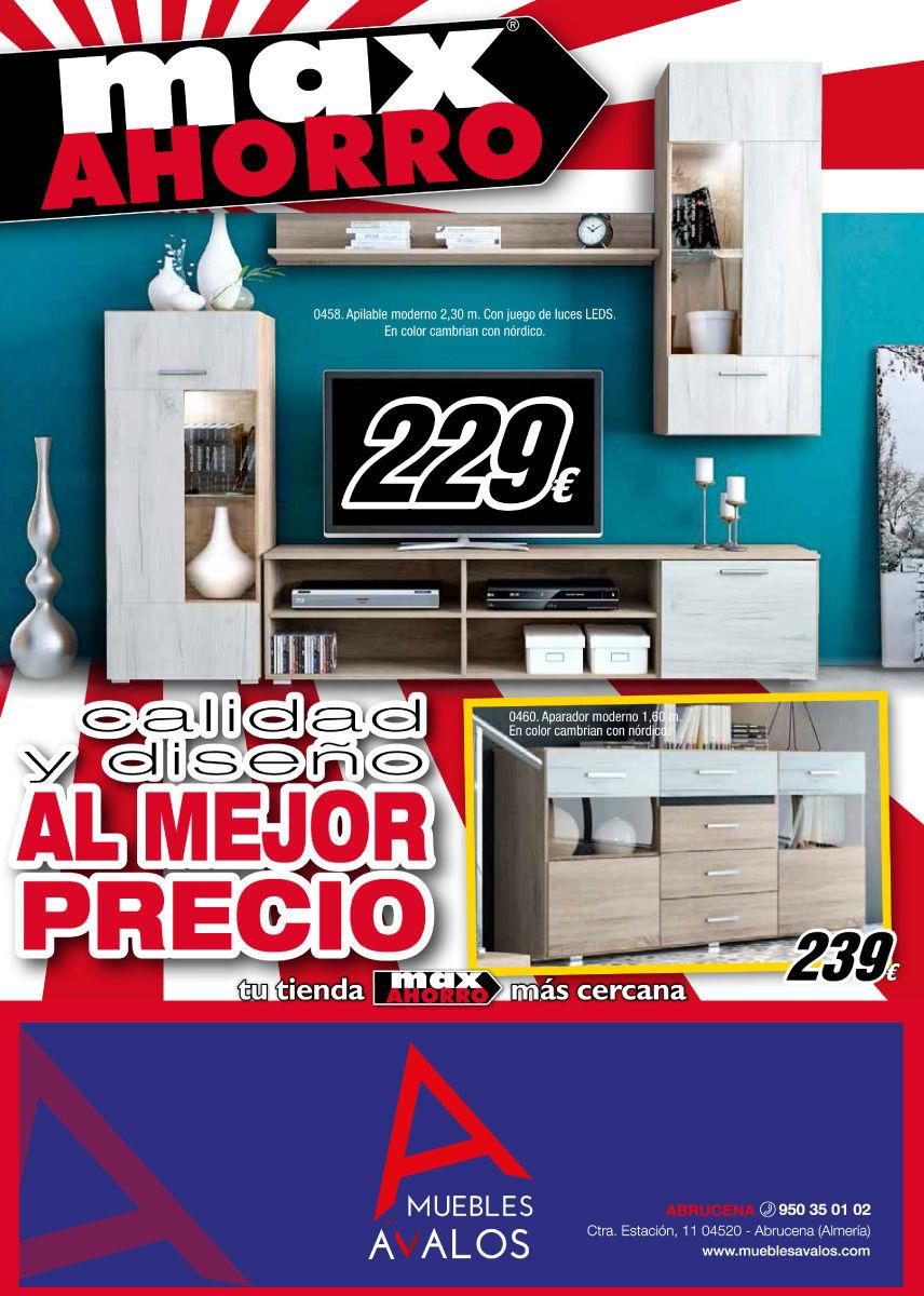 Catálogo Muebles Ávalos