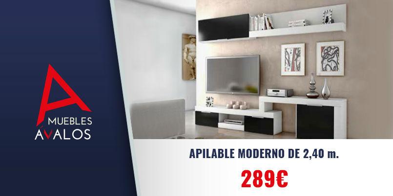 Muebles en blanco y negro, Tienda de muebles Almería (Abrucena ...