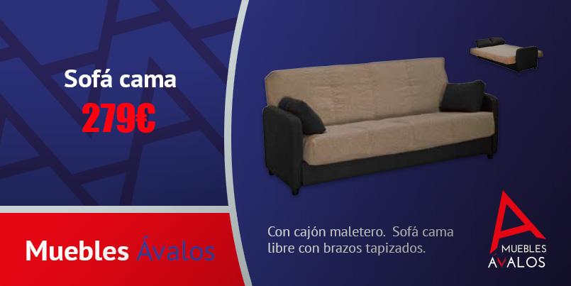 Sof s cama ventajas del sof cama precios sof cama almer a for Sofa cama sin brazos