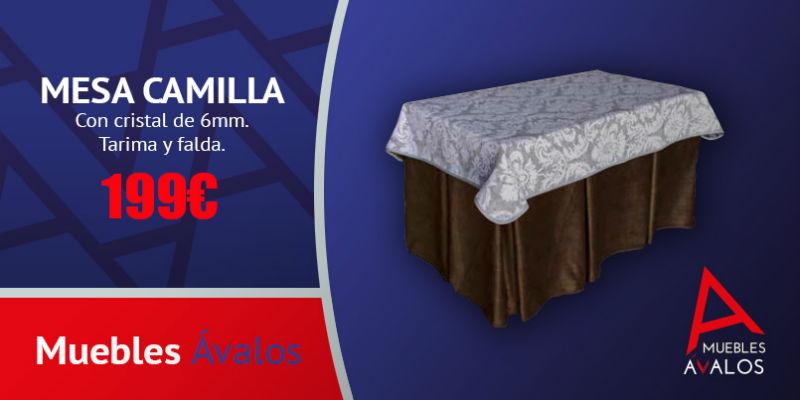 858d303c0 Mesa camilla - MUEBLES ÁVALOS, Tienda de muebles Almería Abrucena