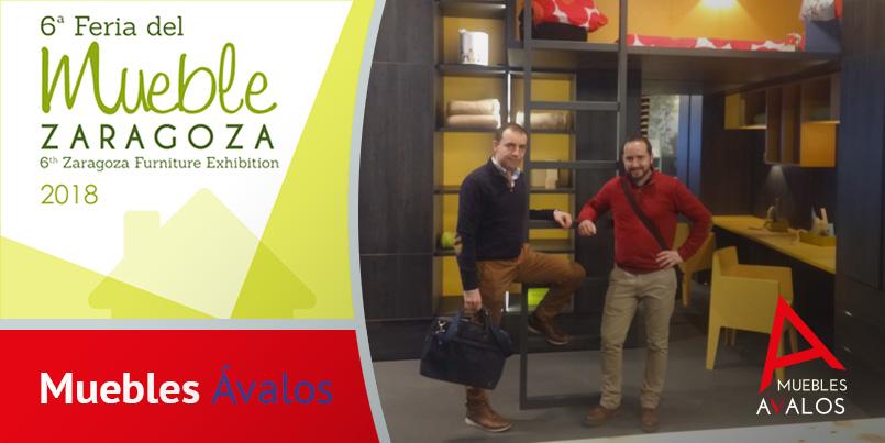 Nos encontramos en la 6 feria del mueble zaragoza for Feria del mueble zaragoza