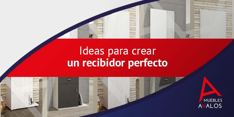 Ideas para crear un recibidor perfecto modelos de - Como hacer un recibidor original ...